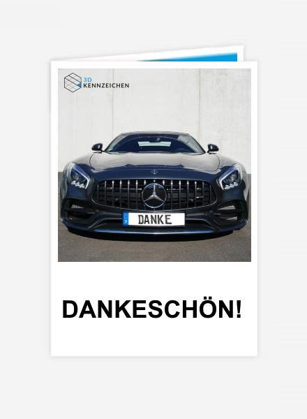 DANKESCHÖN!