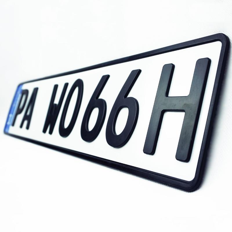 3D Classic H 520 mm Standard