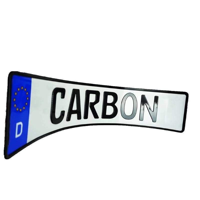 3D Persönlich 520 mm Carbonoptik