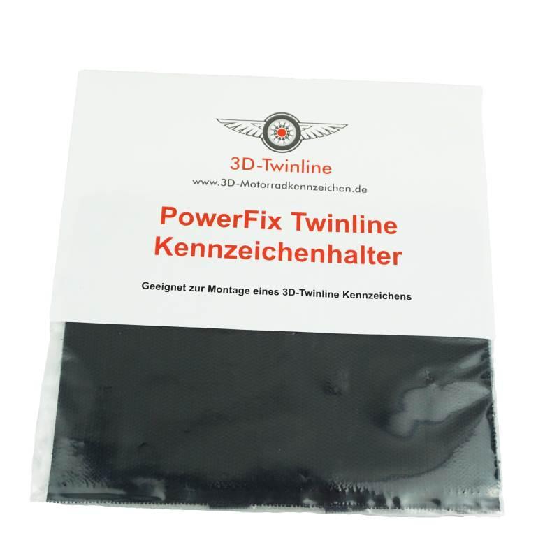 Powerfix Twinline Befestigungssystem