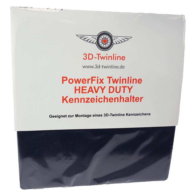 Powerfix Twinline Heavy Duty Befestigungssystem